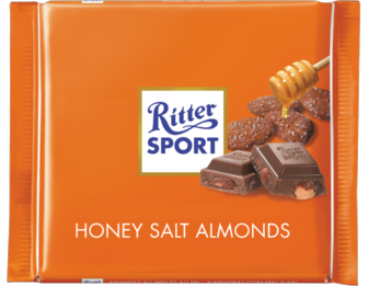 Honey Salt Almonds